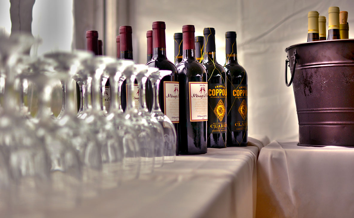 Bar Services by Grandview Catering
